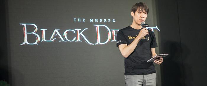 คุณจอง คยองอิน ประธานเจ้าหน้าที่บริหาร บริษัท Pearl Abyss