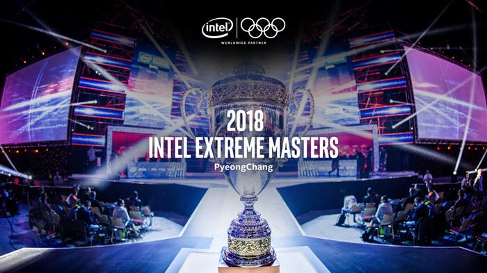 อินเทลจัดศึกอีสปอร์ต อุ่นเครื่องก่อนโอลิมปิกปี 2018