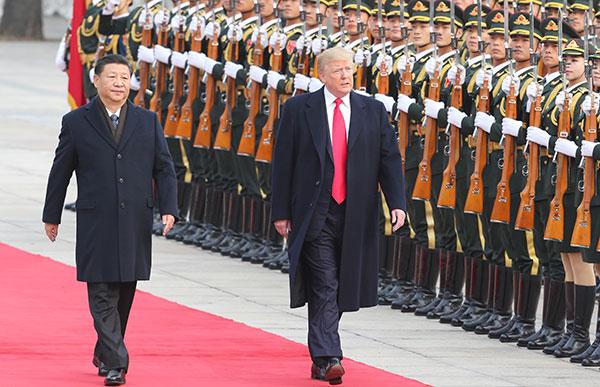 ทรัมป์เยือนจีน ในความคาดหวังและคาดหมายของผู้เชี่ยวชาญ