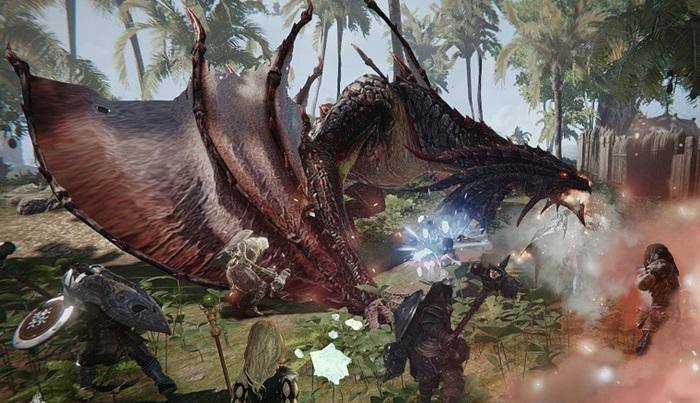 """เปิดตัว MMORPG สงคราม """"ยานเหาะ"""" จากทีมพัฒนา Tera Online"""