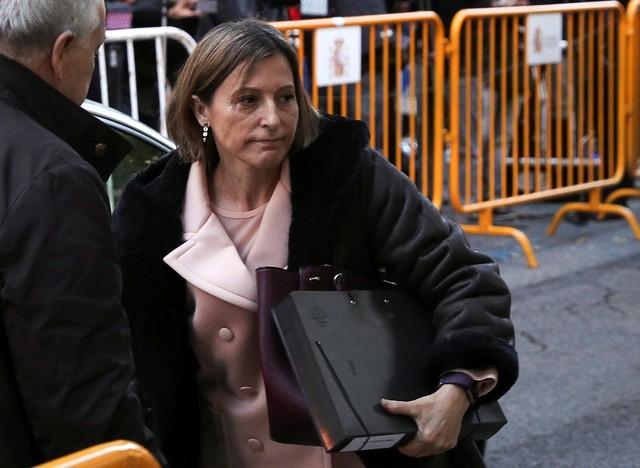 ศาลสเปนอนุญาตประกันตัวประธานสภากาตาลุญญา หลังถูกขังฐานปล่อยลงมติแยกดินแดน