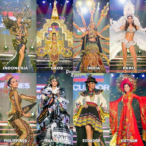 <br><FONT color=#00003>ชุดของ น้องฟ้าใส ร่วมกับสาวสวยจากประเทศอื่นๆ บนเวที Miss Grand International 2017 ที่เกาะฟุก๊วก ในทะเลอ่าวไทยของเวียดนาม สัปดาห์ปลายเดือนที่แล้ว เธอต้องแบกประตูใหญ่ กับพระธาตุหลวงขึ้นเวที ซึ่งทำให้การวิพากษ์วิจารณ์ชุดของนางงามลาวเริ่มกระหึ่มขึ่้นมา.   </b>