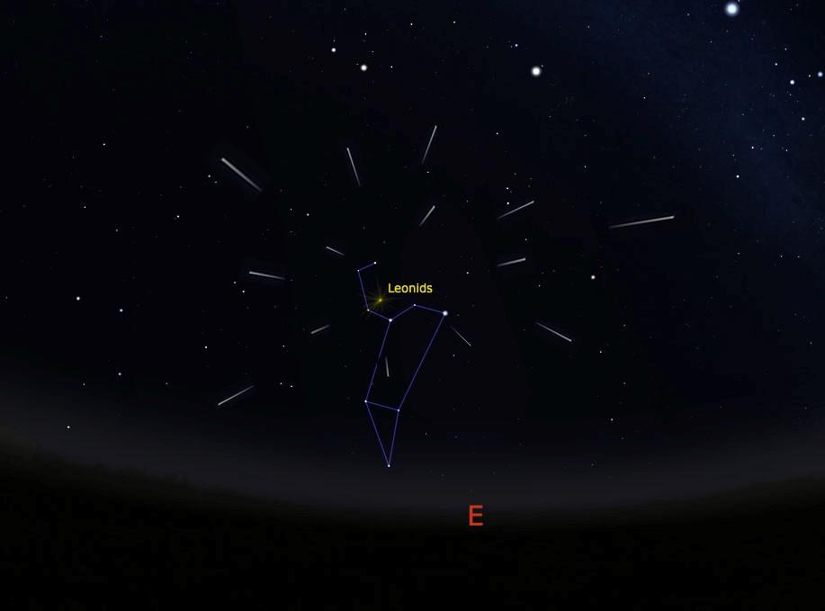 สดร.ชวนชมฝนดาวตกลีโอนิดส์ 17-18 พ.ย.นี้