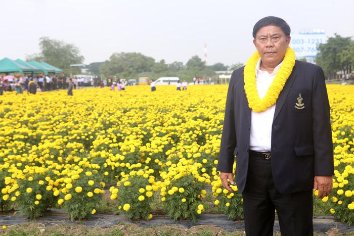 พล.ต.อ.อัศวิน ขวัญเมือง ผู้ว่าราชการกรุงเทพมหานคร