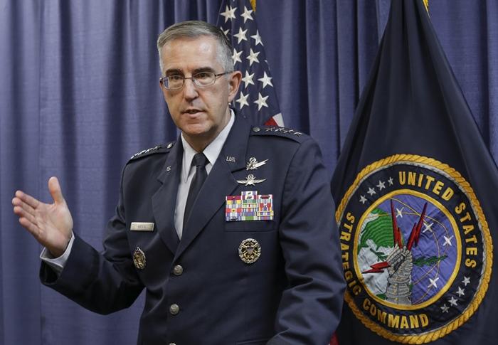 ผบ.อาวุธนิวเคลียร์สหรัฐฯบอก จะขัดขืนไม่ทำตาม ถ้าได้คำสั่งที่ผิด กม.จาก'ทรัมป์' ให้ยิง 'นุก'