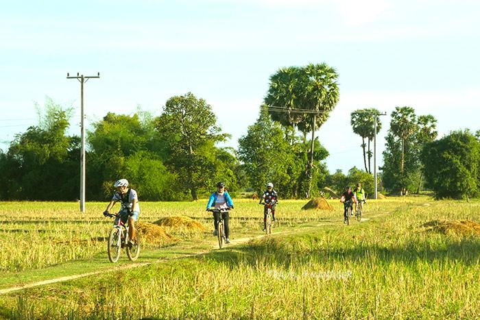 Octo Cycling Trip ปั่นสโลว์ไลฟ์ตะลุยลาวใต้ สัมผัสแหล่งท่องเที่ยว ธรรมชาติ วิถีชีวิต วัฒนธรรม