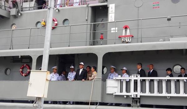 นายกฯ ตรวจพลสวนสนามทางเรือนานาชาติ พร้อมติดตามการจัดการศึกษาพื้นที่ EEC