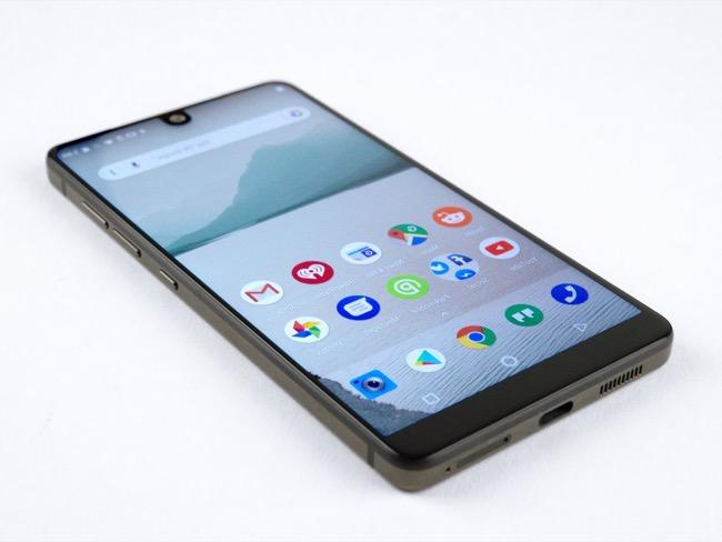 ไปดู Essential สมาร์ทโฟนเพื่อชาวแอนดรอยด์ที่ชอบดีไซน์ iPhone X