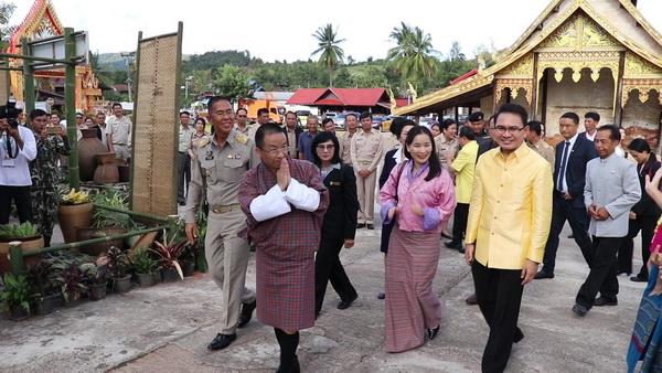 ดันนาแห้วเป็นภูฏานเมืองไทยคืบไปอีกขั้น เอกอัครราชทูตฯ เยือน จ.เลยเชื่อมสัมพันธ์ท่องเที่ยว