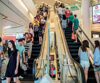ผู้ค้าปลีกในประเทศไทยปรับตัวให้เข้ากับรูปแบบการบริโภคที่เปลี่ยนแปลง