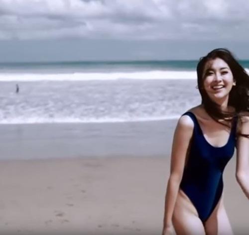 เปิดภาพพร้อมคลิป  เว้าสูงสุดหวิว!  Miss  International  2017  'เควิน  ลิลเลียนา'