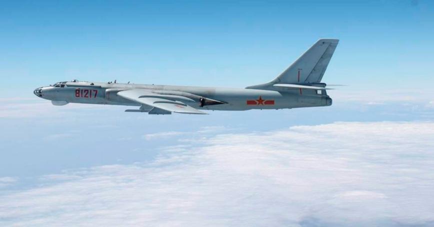 ทัพฟ้าจีนส่งเครื่องบินโฉบเหนือทะเลจีนใต้-ใกล้ไต้หวัน