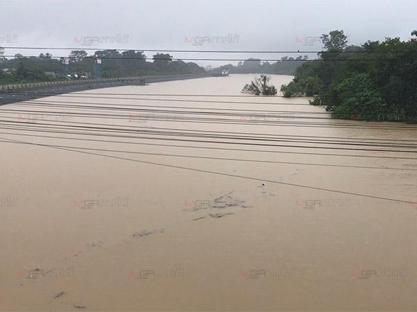 น้ำท่วมยะลายังไม่คลี่คลายชาวบ้านเดือดร้อนแล้วกว่า 1.6 หมื่นครัวเรือน