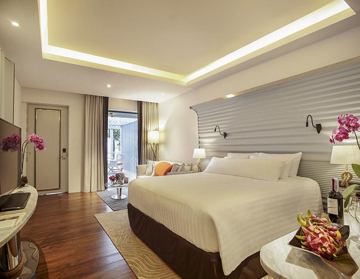 ห้องพักแบบ โอเชียน สวีท (Ocean Suite)