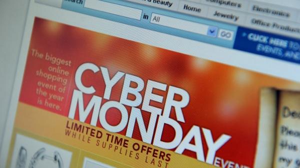 """""""Cyber Monday"""" ทำเงินสูงสุดในประวัติศาสตร์ที่ 6.59 พันล้านเหรียญสหรัฐฯ"""