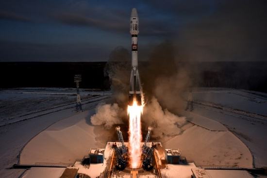 Russia launches second rocket from new cosmodrome