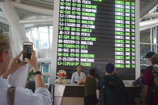 กงสุลไทยฯ ย้ายนักท่องเที่ยวจากบาหลีข้ามเกาะชวา หนีภูเขาไฟระเบิด