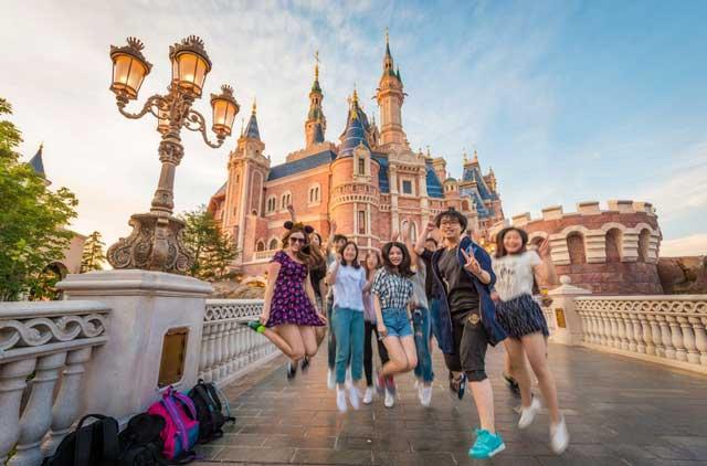คาดอีก 3 ปี จีนแซงสหรัฐฯ ตลาดสวนสนุกใหญ่ที่สุดในโลก