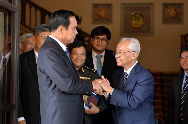 นายกฯ พบทูตกัมพูชา พอใจสัมพันธ์ทวิภาคี ขอเร่งรัดความร่วมมือ JCR