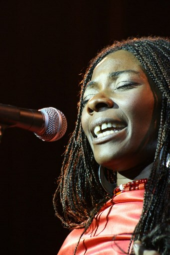 (FILES) This file photo taken on April 14, 2009 shows Spanish singer Concha Buika performing with Cuban musician Chucho Valdes at Amadeo Roldan Theater in Havana. Two Spanish-born musicians with modern takes on flamenco were separately nominated on November 28, 2017 for the Grammy for Best World Music Album, breaking into a category long dominated by a small pool. Vicente Amigo and Concha Buika, who have both been on the scene for two decades, are among five contenders for the prize to be unveiled on January 28 in New York as part of the music industrys annual gala.Buika, also a past Latin Grammy winner, incorporates flamenco but brings in a range of influences including African rhythms and jazz. STR/AFP