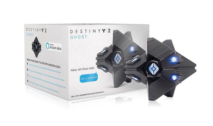 """""""Destiny 2"""" เปิดตัวลำโพงอัจฉริยะ """"โกสต์"""" โต้ตอบได้เหมือนในเกม"""