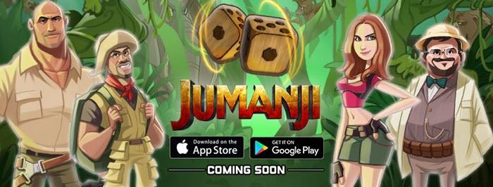 """เกมมือถือ """"Jumanji"""" เปิดดาวน์โหลดในไทยแล้ววันนี้"""