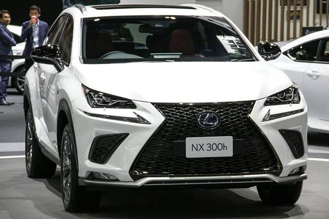 เลกซัส เอนเอกซ์ (Lexus NX)