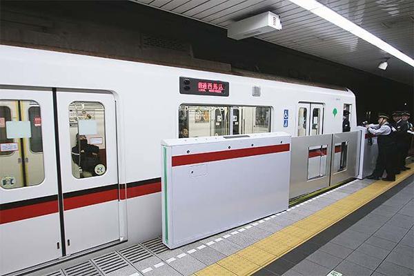 รถไฟญี่ปุ่นนำเทคโนโลยี QR Code มาใช้เพิ่มความปลอดภัยให้กับผู้ใช้บริการ