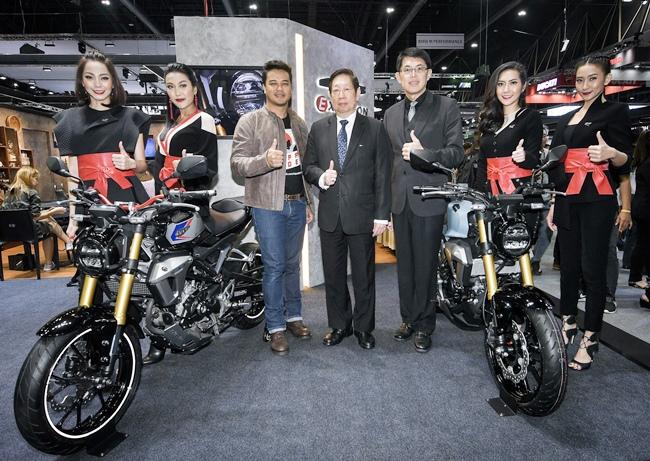 ฮอนด้า บิ๊กไบค์ จัดเต็มเปิดตัวรถใหม่ Motor Expo 2017