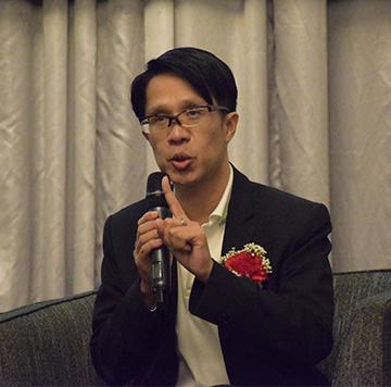 ดร.สุพัฒน์ กลิ่นเขียว รองผู้อำนวยการสนัยสนุนด้านเทคนิค สถาบันวิจัยแสงซินโครตรอน (องค์การมหาชน)
