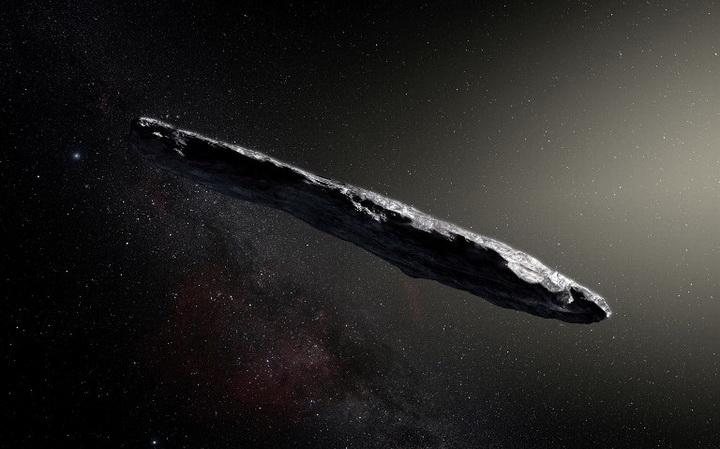 ดับฝันนักล่า E.T. ไม่พบสัญญาณเอเลี่ยนจากดาวเคราะห์น้อยทรงซิการ์ หลังเชื่ออาจเป็นยานมนุษย์ต่างดาว