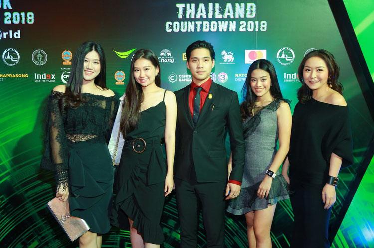 """""""ซีพีเอ็น"""" หนุนจัดงาน """"AIS BANGKOK & THAILAND COUNTDOWN 2018"""" เคานต์ดาวน์ส่งท้ายปี 2560"""
