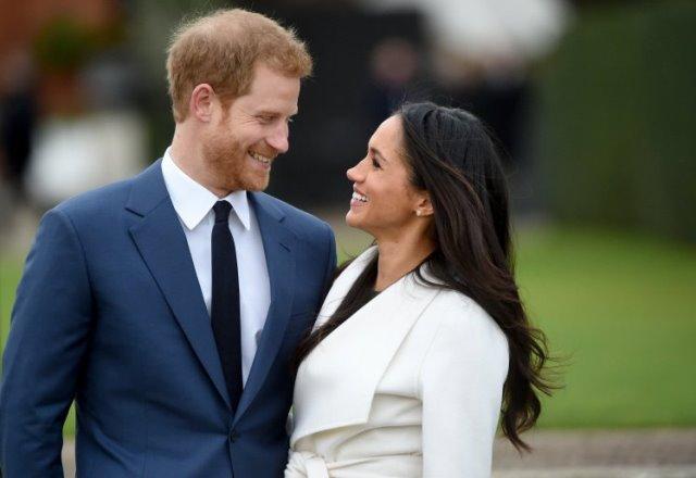 """เจ้าชายแฮร์รีและพระคู่หมั้น """"เมแกน มาร์เคิล"""" จะเข้าพิธีเสกสมรส 19 พ.ค. ปีหน้า"""