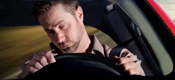 """ง่วงแล้วขับ แค่ 3-5 วินาที เสี่ยงเกิดอุบัติเหตุ """"พิการ-ชีวิต"""""""