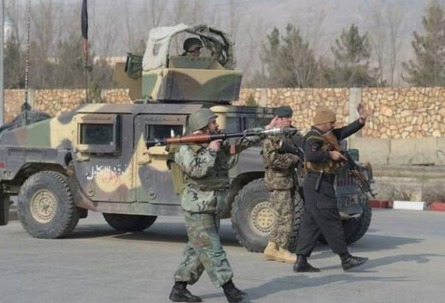 """ระทึก! กลุ่มติดอาวุธบุก """"ศูนย์ฝึก"""" หน่วยข่าวกรองอัฟกันในคาบูล"""