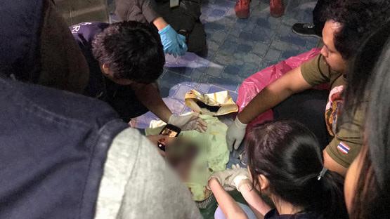 สลด! พบศพทารกเพศชายในกองขยะซอยสุขุมวิท 71