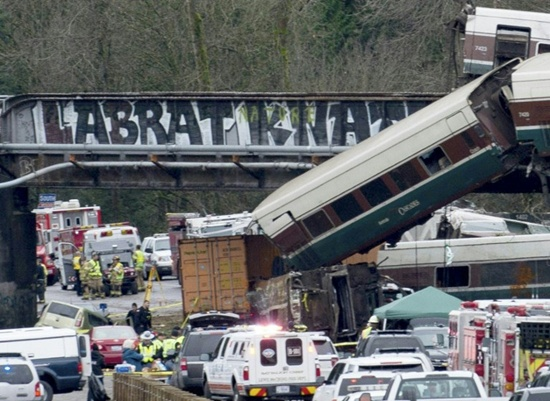 Worst US train accidents