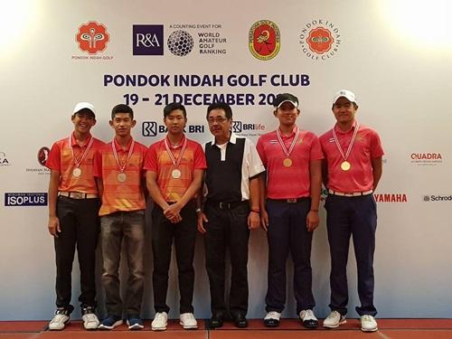 ทีมก้านเหล็กไทยคว้า 2 แชมป์ที่อินโดนีเซีย