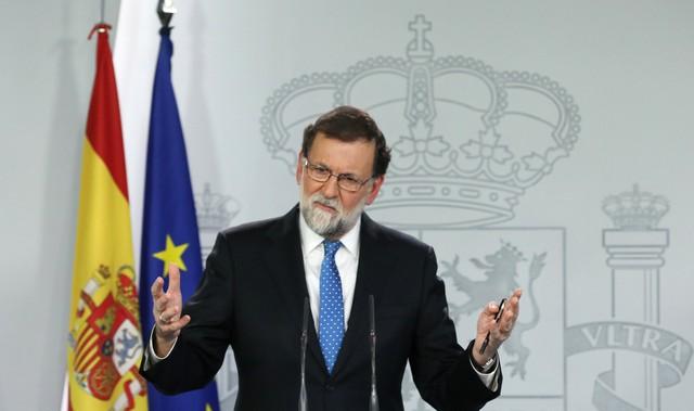 นายกฯสเปนปัดข้อเสนอขอเจรจาของอดีตผู้นำกาตาลุญญา หลังฝ่ายแยกดินแดนชนะเลือกตั้ง