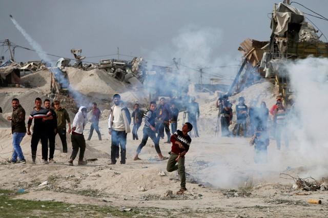 ทหารยิวยิงผู้ชุมนุมปาเลสไตน์ตายอีก2 เหตุประท้วงต้านทรัมป์ยกเยรูซาเลมให้อิสราเอลไม่ซาลงง่ายๆ