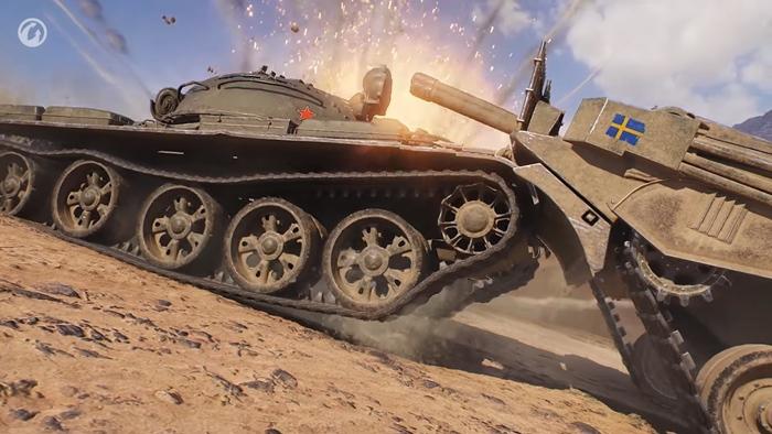 """World of Tanks"" พร้อมยกระดับ ""กราฟิก"" รับแพทช์ใหญ่ มี.ค."