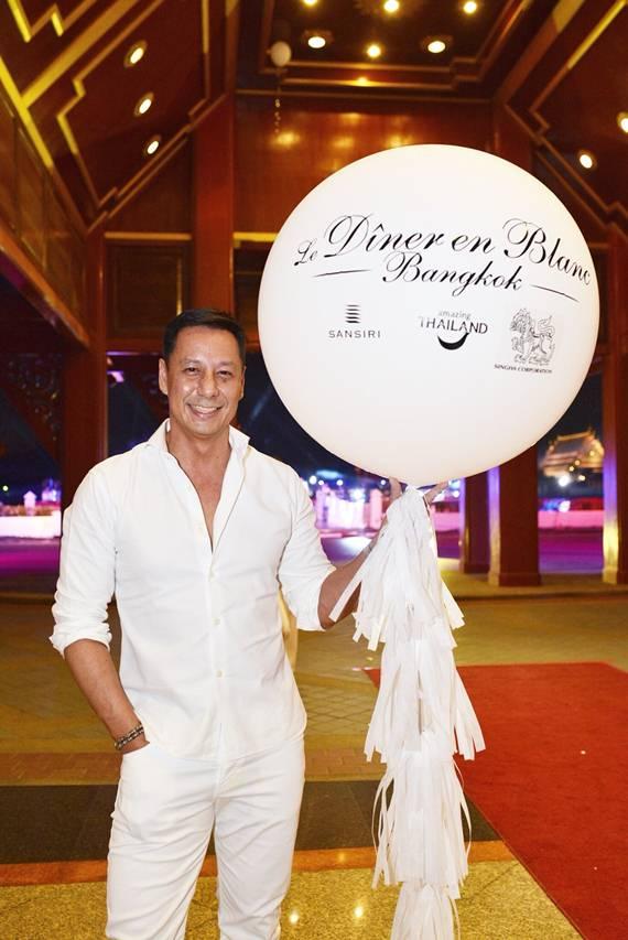 ดินเนอร์สไตล์ปิกนิกสุดหรู Le Dîner en Blanc ครั้งแรกในไทย