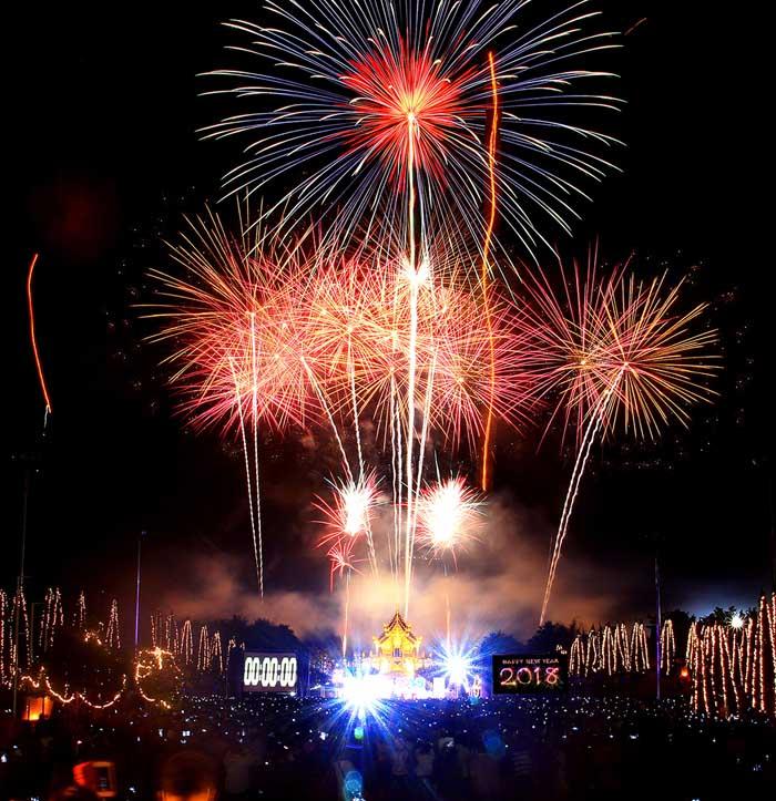 Royal Park Rajapruek Countdown ณ อุทยานหลวงราชพฤกษ์ จ.เชียงใหม่