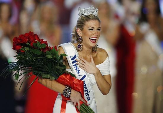 APNewsBreak: Ex-Miss Americas to help find new leaders