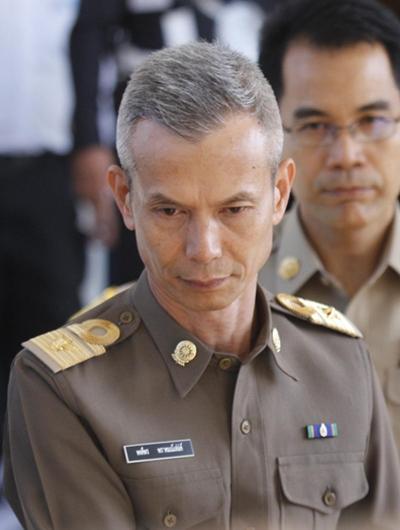 พ.ต.ท.พงศ์พร พราหมณ์เสน่ห์ ผู้อำนวยการสำนักงานพระพุทธศาสนาแห่งชาติ