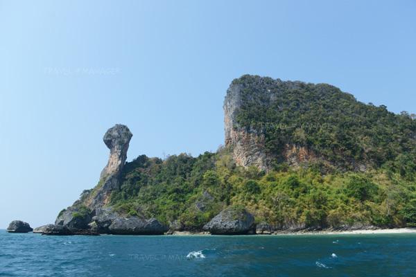 เกาะไก่ จ.กระบี่