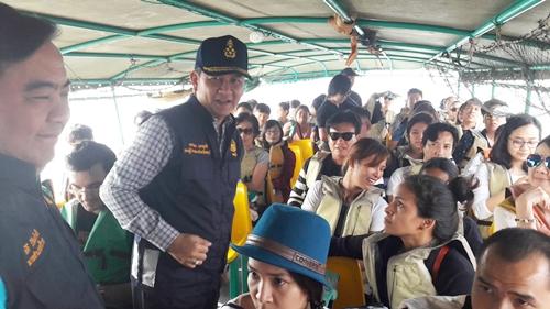ชลบุรีเข้มความปลอดภัย 27 จุดทางบก -น้ำ ช่วงเทศกาลปีใหม่