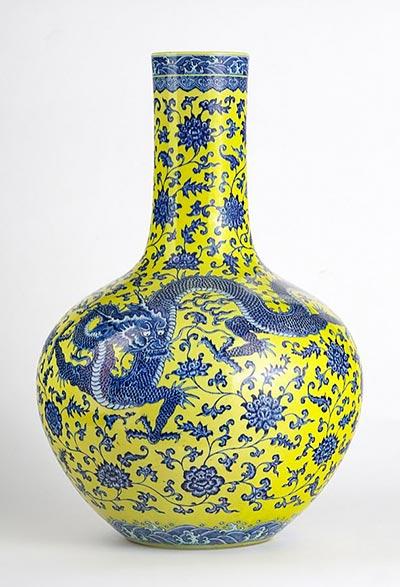 ส่อง 5 งานศิลป์จีน ทุบสถิติงานประมูลต่างแดนในปี 2560