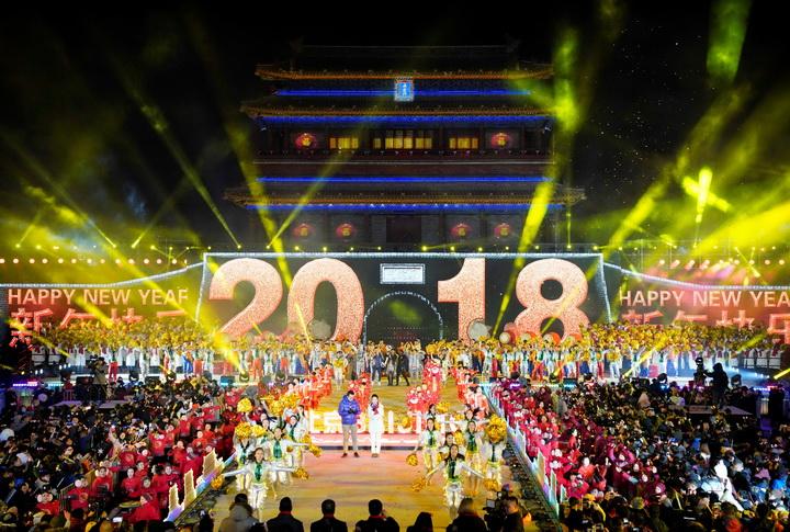 In Pics & Clips:  เอเชียฉลองปีใหม่ตามประเพณี บรรยากาศงดงาม-ยิ่งใหญ่ไม่แพ้ใคร