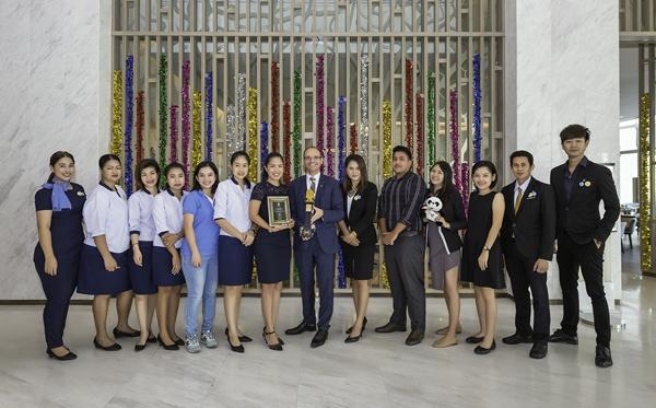 โรงแรม โนโวเทล ภูเก็ต โภคีธรา ได้รับรางวัลกลุ่มโรงแรมธุรกิจที่ดีที่สุดในทวีปเอเชีย
